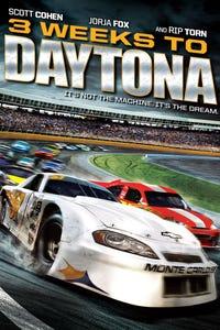 3 Weeks to Daytona as Cheryl
