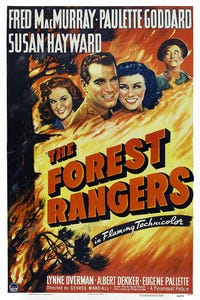 The Forest Rangers as Judge