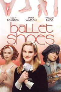 Ballet Shoes as Pauline