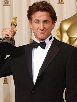 Sean Penn - The 76th Annual Academy Awards, February 29, 2004