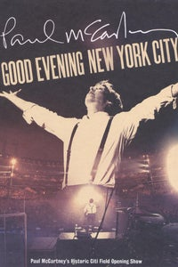 Paul McCartney: 'Good Evening New York City'
