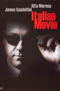 Italian Movie as Alfredo