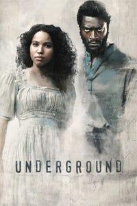 Underground as John Hawkes