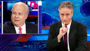 Top Moments: Karl Rove Can't Handle the Truth and The Walking Dead's Double Deaths