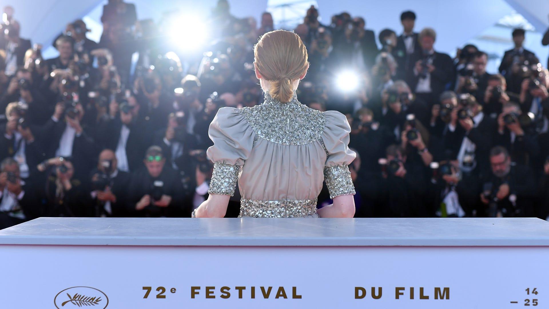 Emily Beecham, Cannes Film Festival