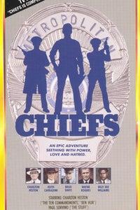 Chiefs as Trish Lee