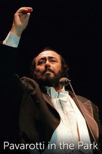Pavarotti in the Park