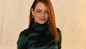 Here's Your First Look at Emma Stone in Disney's Cruella