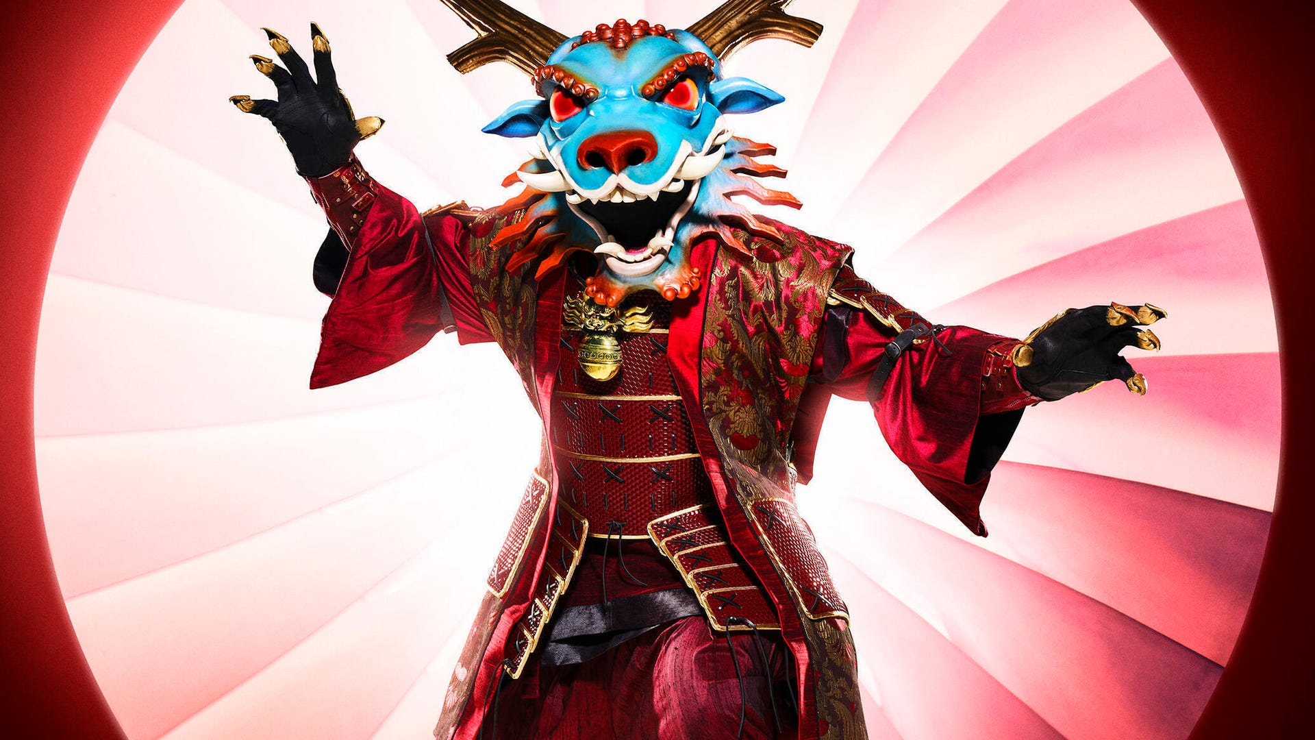 Dragon, The Masked Singer