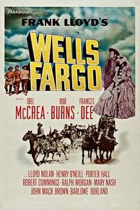 Wells Fargo as Mr. Pryor