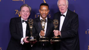 Big Shoutout to John Legend, the Only EGOT Achiever Who's Friends with Kanye West