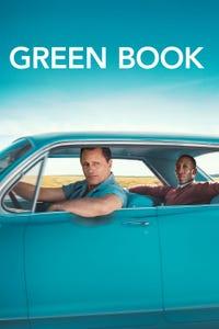 Green Book as Patrolman #1