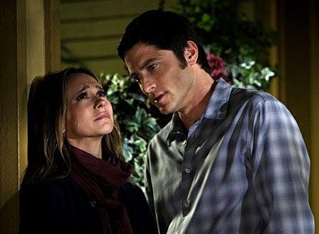 "Ghost Whisperer - Season 4, ""Threshold"" - Jennifer Love Hewitt as Melinda, David Conrad as Jim"