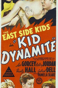 Kid Dynamite as Dance Official