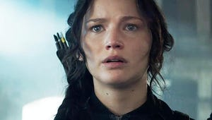 See the First Trailer for Hunger Games: Mockingjay - Part 1