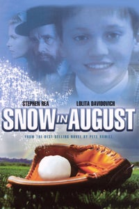 Snow in August as Kate Devlin