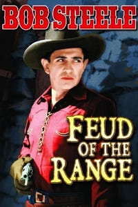 Feud of the Range as Baxton