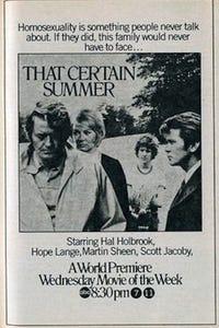 That Certain Summer as Janet Salter
