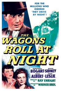 The Wagons Roll at Night as Flo Lorraine