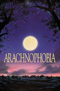 Arachnophobia as Brandy Beechwood