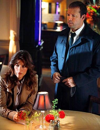 "Blue Bloods - Season 2 - ""Whistle Blower"" - Donnie Wahlberg, Jennifer Esposito"