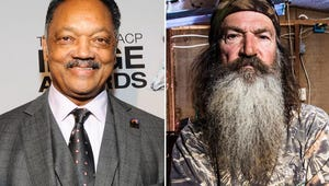 """Jesse Jackson: Phil Robertson's Comments Are """"More Offensive"""" Than Rosa Parks Incident"""