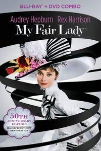 My Fair Lady as Eliza Doolittle