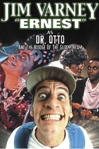 Dr. Otto and the Riddle of the Gloom Beam as Dr. Otto/Rudd Hardtact/Laughin' Jack