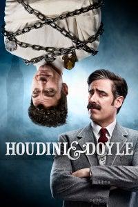 Houdini & Doyle as Bram Stoker