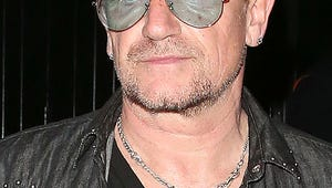 "Bono: U2's Album Release on iTunes Was ""Megalomania"""