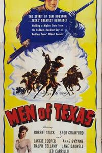 Men of Texas as Sam Sawyer