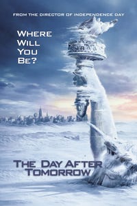 The Day After Tomorrow as J.D.