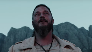 It's Vikings' Travis Fimmel vs. Androids in Ridley Scott's Raised by Wolves Trailer