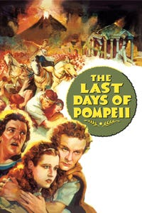 Last Days of Pompeii as Marcus