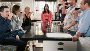 Exclusive First Look: Cougar Town Celebrates the Holiday With A Christmas Story Spoofs
