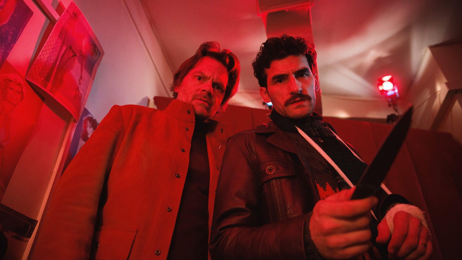 Florin Piersic Jr. and Corneliu Ulici, Comrade Detective
