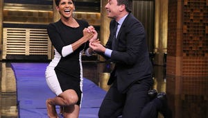 Top Videos: Halle Berry's Hamster Roll, Game of Thrones Meets Sin City
