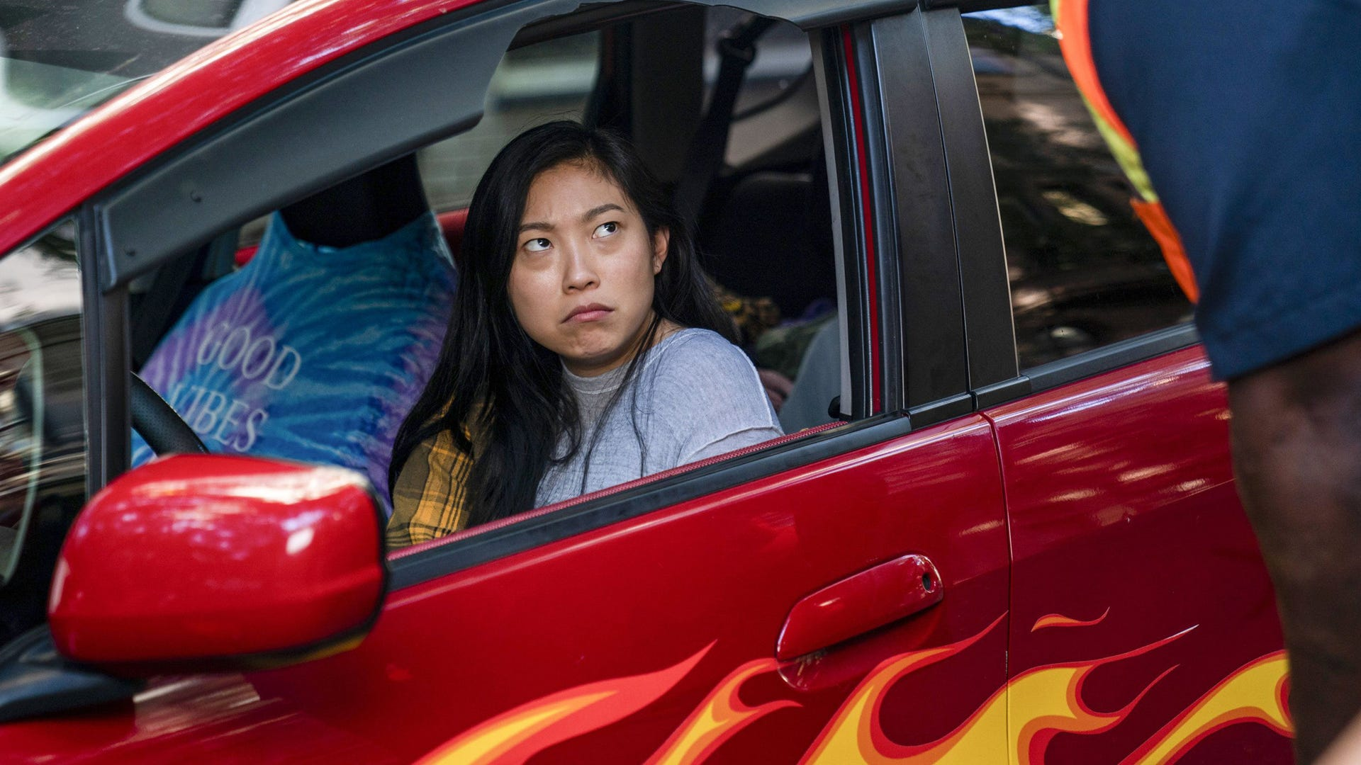 Awkwafina, Awkwafina Is Nora from Queens