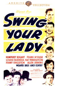 Swing Your Lady as Hotel Proprietor