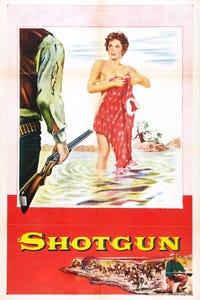 Shotgun as Clay Hardin