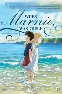 When Marnie Was There as Anna