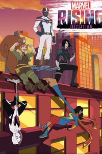 Marvel Rising: Initiation as Gwen Stacy/Ghost-Spider