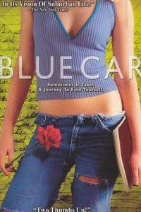 Blue Car as Meg