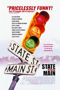 State and Main as Sherry