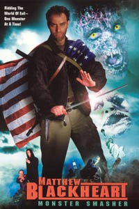 Matthew Blackheart: Monster Smasher as Head Cop