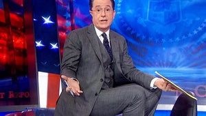 VIDEO: The Colbert Report Says Goodbye with Massive Celebrity Sing-Along