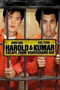 Harold & Kumar Escape From Guantanamo Bay as Sally