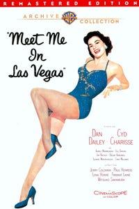 Meet Me in Las Vegas as Herself - Cameo Appearance (uncredited)