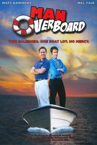 Man Overboard as Mrs. Hofferman