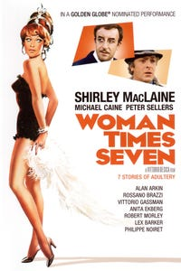 Woman Times Seven as Claudie